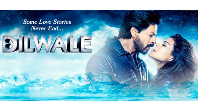 Dilwale Does Absolutely No Justice To Its Iconic Leading Pair
