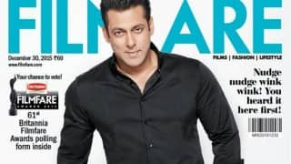 Salman Khan 50th birthday Filmfare cover: Box-office Magician looks majestic!