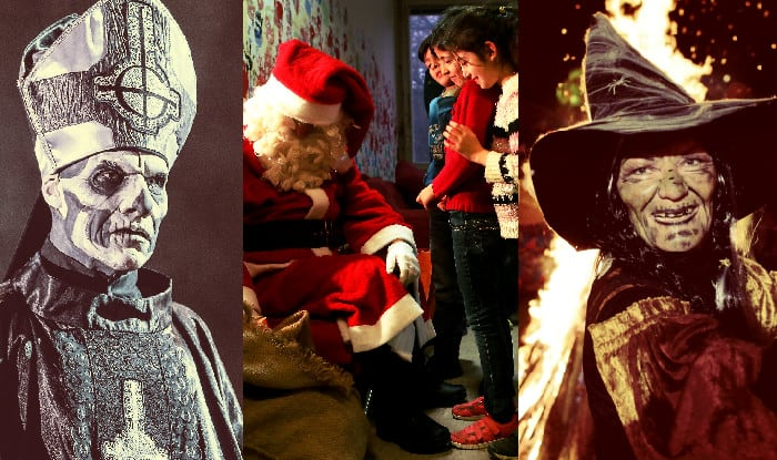 misconceptions about christmas The stories and history behind some of the most popular and traditional christmas carols.