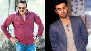 Sanjay Dutt's biopic starring Ranbir Kapoor likely to release in Christmas 2017