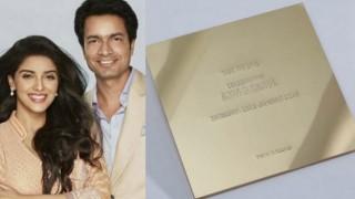 Asin Thottumkal and Rahul Sharma's blingy wedding card revealed!