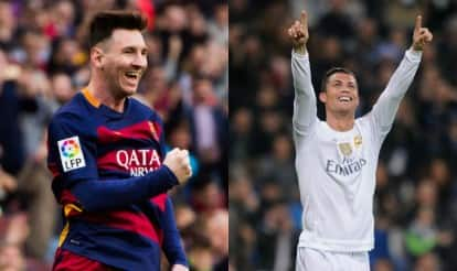Lionel Messi hits 500 in style, Cristiano Ronaldo double saves Real Madrid