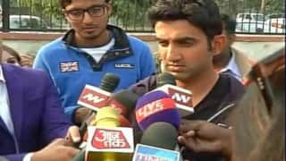 Lots of good things happened in DDCA under Arun Jaitley: Gautam Gambhir