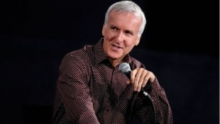 James Cameron giving 'Avatar' scripts the final touch