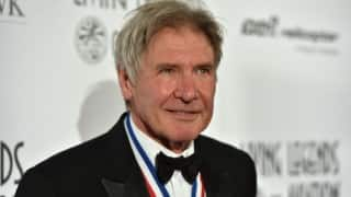 Harrison Ford to appear on Jonathan Ross Show