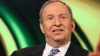 India's stand on climate change right: economist Lawrence Summers