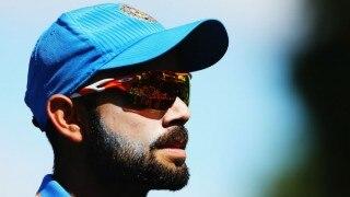 Virat Kohli named BCCI Cricketer of the Year