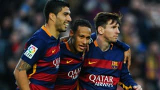 Barcelona will try and do better in 2016: Lionel Messi