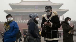 Beijing smog highlights climate deal urgency: China