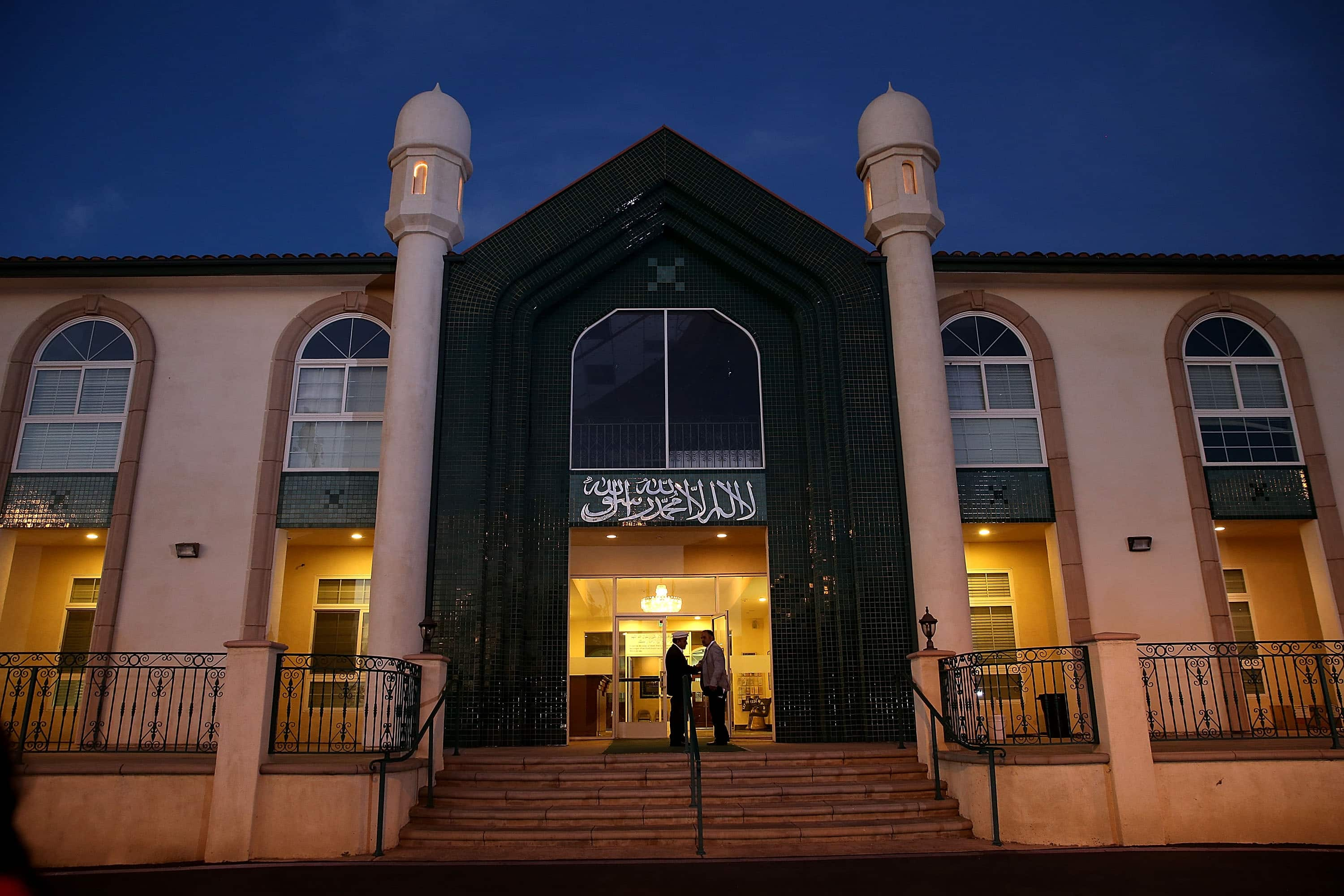 More US mosques receive hate letters