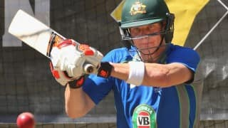 Captain Steven Smith may beat all competitors to finish line