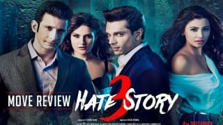 Hate Story 3 movie review: This revenge saga is titillating, but that's all!