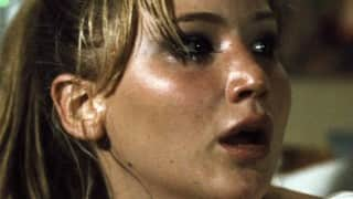 Jennifer Lawrence is scared of aliens attack on earth!