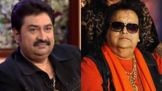 Bappi Lahiri, Kumar Sanu get lifetime achievement awards from West Bengal