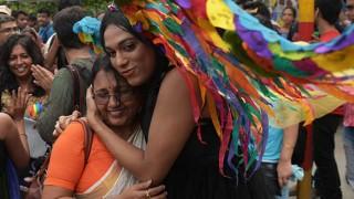Kolkata: LGBT community takes part in Rainbow Pride Walk 2015