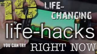 10 life changing hacks to save time and money