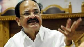 Venkaiah Naidu Pulls up Union Minister Jitendra Singh For Using Colonial Expression 'I Beg to'