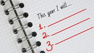 6 Ways to Make Your New Year's Resolutions Successful