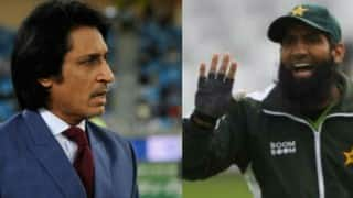 Watch Mohammad Yousuf & Rameez Raja's shameful argument over Mohammad Amir issue