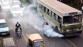 Pollution: Parliementary panel pulls up Environ Ministry for poor performance