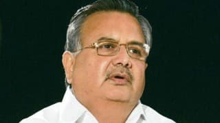 Naxalism issue will be considerably resolved in 3 years: Chhattisgarh CM Raman Singh