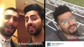 Ranveer Singh, Arjun Kapoor's killer bromance continues with Dubsmash of DDLJ and Border songs!
