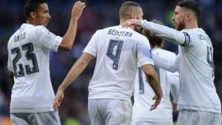 Real Madrid maul Rayo Vallecano 10-2 in La Liga 2015-16; Gareth Bale, Karim Benzema register hat-tricks