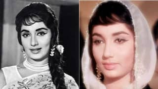 Remembering Golden Era Bollywood Actress, Sadhana Shivdasani