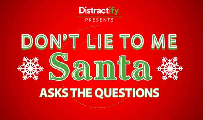 christmas 2015 lie detertor test santa claus asks kids vital