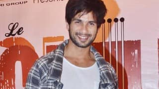I'm not good enough to do plays: Shahid Kapoor