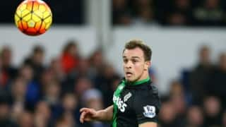 EPL 2015-16: Xherdan Shaqiri scores goal of the season contender effort against Everton