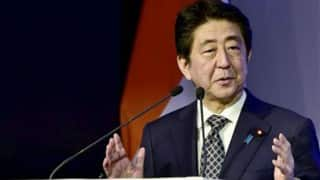 Japan's Prime Minister Shinzo Abe to visit Argentina to boost trade