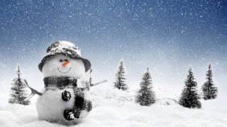#9DaysTo2016: 9 Snow Parks in India you can actually visit and make a snow-man!