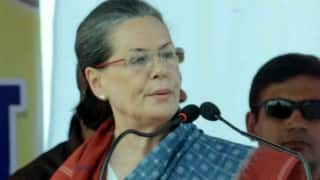 Sonia Gandhi, Congress MPs to meet Pranab Mukherjee over Arunachal Governor issue