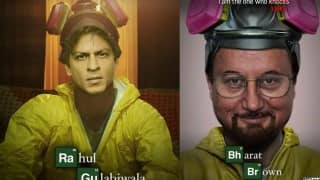 Shah Rukh Khan's desi Breaking Bad casting by All India Bakchod (AIB) is perfect!