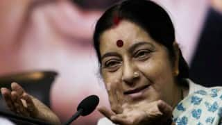 India-Pakistan ties: Sushma Swaraj to address Parliament on her return from Islamabad; Government ready to debate