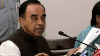 Uri attack: 'War has started, official announcement has not made,' says Subramanian Swamy; advice Indians to get ready for nuclear war with Pakistan