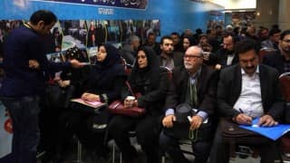 Record 12,000 candidates for Iran elections