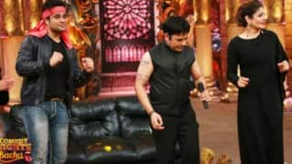 Comedy Nights Bachao: Sunil Shetty, Sukhwinder Singh, Raveena Tandon join the madness