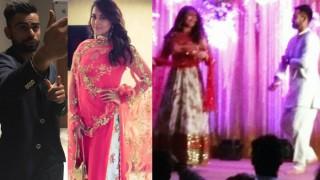 Virat Kohli & Sonakshi Sinha dance at Rohit Sharma-Ritika Sajdeh's sangeet ceremony: See Picture
