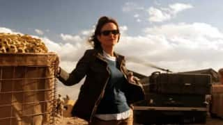 Whiskey Tango Foxtrot trailer: Tine Fey is a badass reporter in Afghanistan