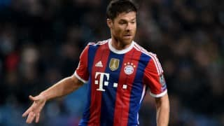 Xabi Alonso cracks goal of the season contender for Bayern Munich from 35 yards out – Watch Video