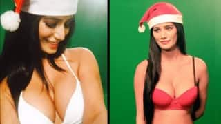Poonam Pandey the Sexy Santa to make your Christmas raunchy!