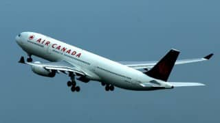 Turbulence injures 21 on Air Canada flight from China
