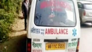 Supreme Court unhappy over lack of standard norms for ambulances