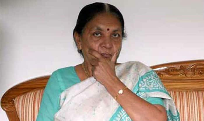 Image result for anandiben patel