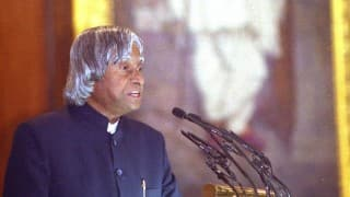 APJ Abdul Kalam 1st death anniversary: Lecture series at IIM Shillong, where the former president breathed his last during a lecture