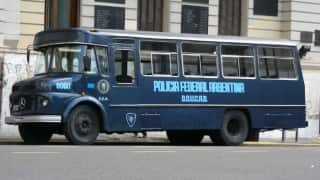 43 Argentina police officers killed in freak bus accident