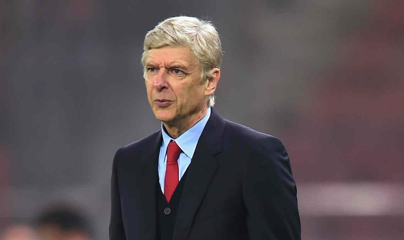 Coach Arsene Wenger says 'mature' Arsenal can halt Barcelona ...