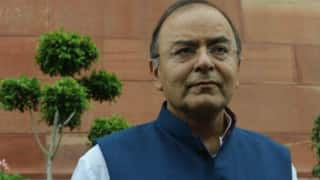 Traders protest against GST Bill, send memorandum to Arun Jaitley